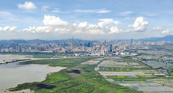 陳茂波:港將發揮優勢 與大灣區共建全球金融中心