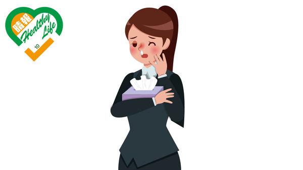 維他命A及C益生菌 助抗鼻敏感