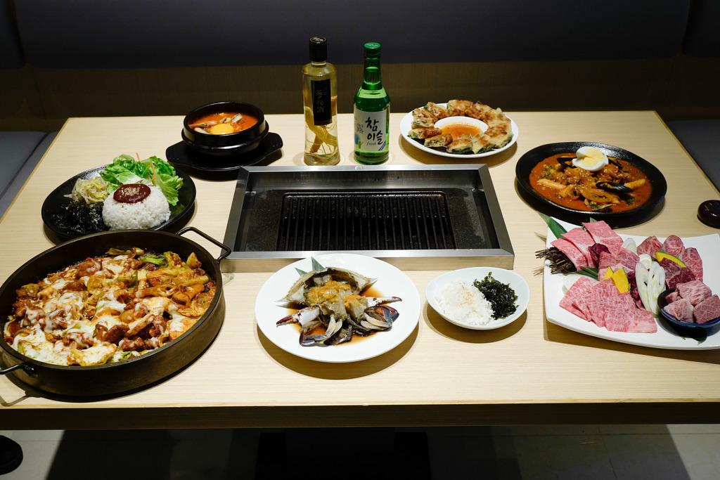 【太古美食】東京韓式料理Kollabo登陸香港!醬油蟹/芝士辣炒雞/日本直送A5和牛燒肉/全單9折優惠