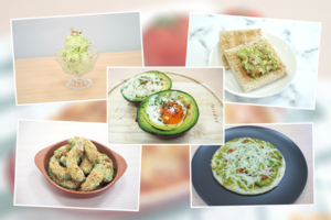 【牛油果食譜】簡單8款健康小吃牛油果食譜推介 牛油果醬/早餐/減肥奶昔/牛油果三文治/焗牛油果