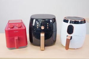 【氣炸鍋推薦2020】實測3款大熱氣炸鍋品牌優缺點比較  récolte/普樂氏/飛利浦Philips氣炸鍋