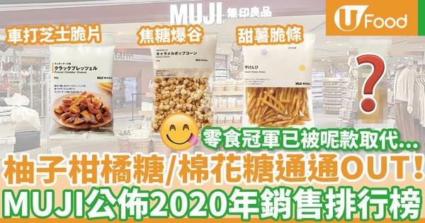 【MUJI 推介】MUJI無印良品2020人氣美食、廚具商品銷量排行榜   熱賣懶人料理即食包/急凍小食/甜品/零食