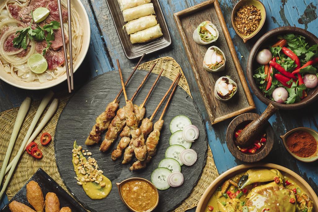 【酒店自助餐2021】尖沙咀金域假日酒店新年自助餐 亞洲風味自助午餐$400有找!
