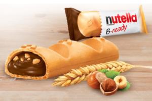 【City Super 零食】Nutella新食法!變身榛子醬手指餅超市有售 香濃朱古力榛子醬+粒粒脆米