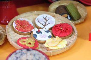 【新年禮盒2021】The Cakery農曆新年食品早鳥優惠 純素賀年糕點/曲奇朱古力禮盒