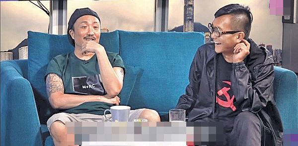 鄭中基爆郭富城揸法拉利撩鬥車