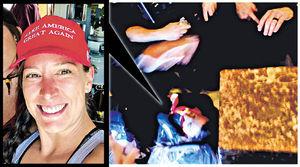 美國國會衝突釀4死 1示威者遭警擊斃 52人被捕 華盛頓緊急狀態延15日