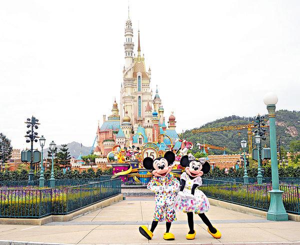 新一批保就業名單 迪士尼樂園獲$1.5億最多