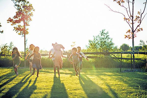 SEN學童少郁動 不足2成每日運動1小時