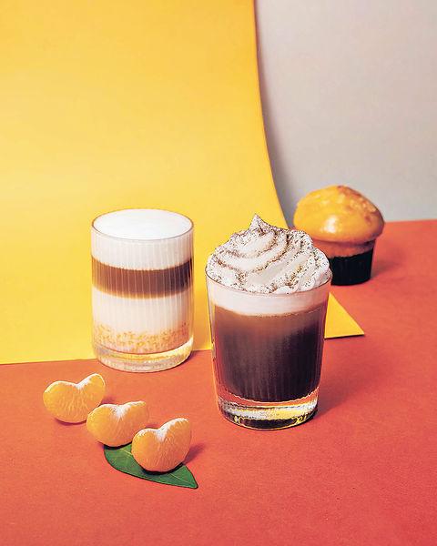 Pacific Coffee推柑牛飲品 迎豐盛新一年