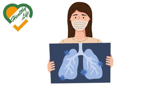 第4波新冠病毒蠱惑 無症狀下肺已發炎
