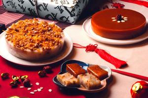 【新年禮盒2021】Eaton HK逸東軒賀年糕點早鳥優惠 椰汁年糕/XO醬烏龍茶禮盒/臘味蘿蔔糕