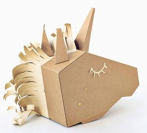 波蘭出品 DIY環保紙皮玩具