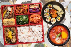 【沙田美食】沙田新開韓國人主理韓式便當外賣店 50款韓國小菜/紫菜飯卷/醬油蟹