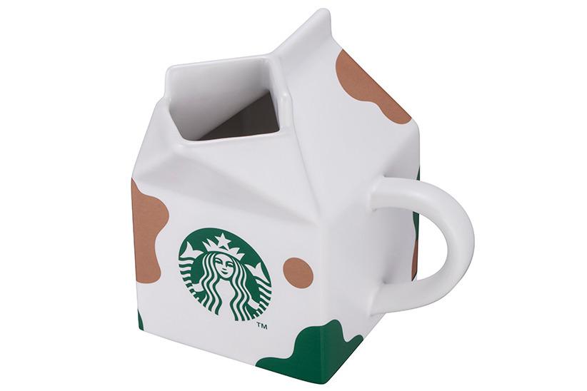 【台灣Starbucks】台灣Starbucks推出牛年限定商品 超可愛牛奶罐馬克杯/金牛不鏽鋼杯/音樂盒