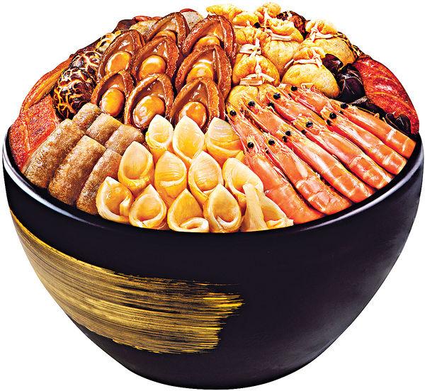 太興極品鮑參花膠盆菜 珍品食材滋補又養顏