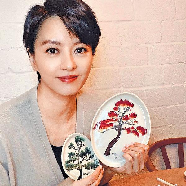 家中特設工作室 梁詠琪母女檔創作陶瓷