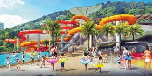 海洋公園改玩法救亡 入場免費景點收費 助轉型過渡 港府再泵水$28億