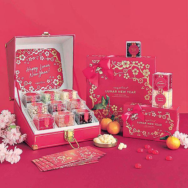 貴氣農曆新年糖果