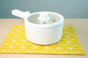 【易潔鍋】煎炒煮一人料理之選!日本迷你速熱不粘鍋 不黐底一抹極速清洗乾淨好輕鬆