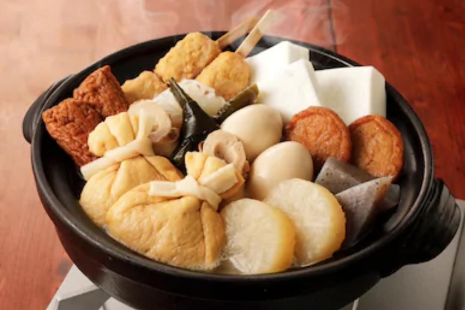 【關東煮食譜】冬天暖胃之選! 簡單3步就完成 暖笠笠鮮甜關東煮