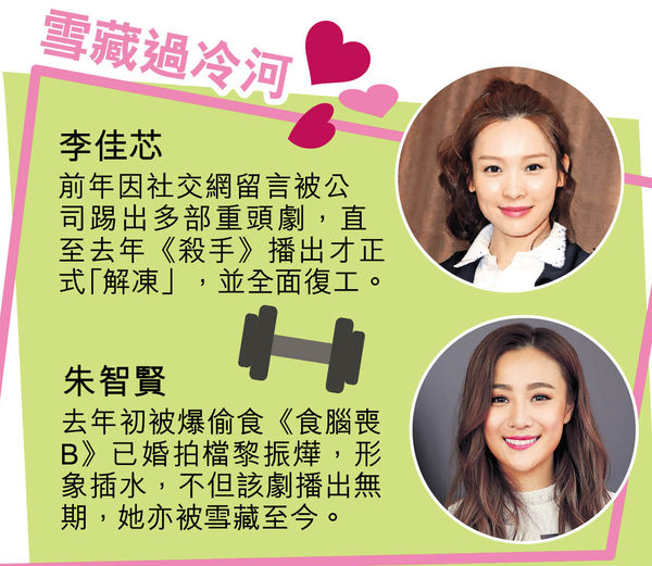 被樂易玲爆TVB長約超過8年 黃心穎談去留:有消息再Update