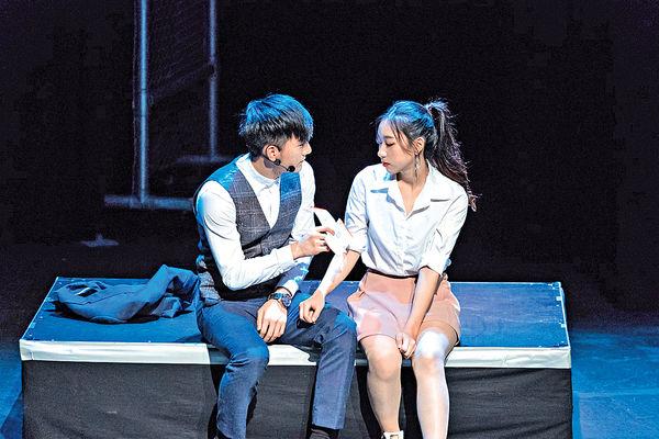 陷低谷時幸遇「人生伯樂」 少女靠舞台劇擺脫情緒病