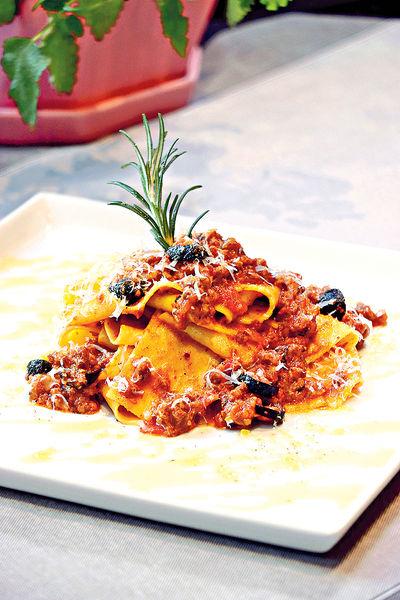 大館意式餐廳 主打地道靚食材