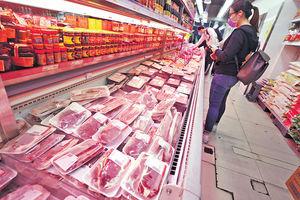 全球運亂 凍肉水果遲來恐加價 料持續至3月 麥當勞薯餅花生粒短缺