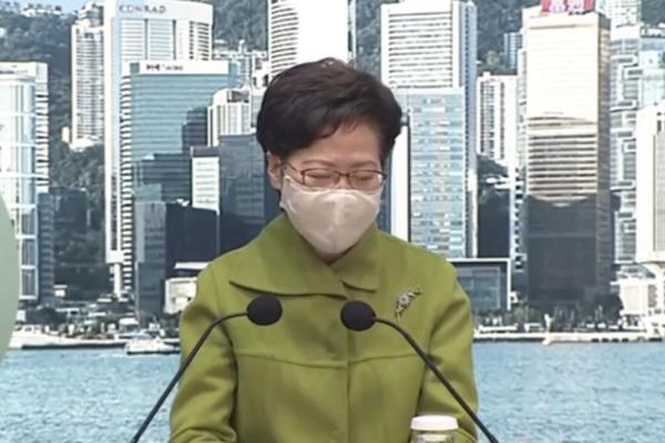 【新冠肺炎】佐敦禁足令區域強制檢測已完成 林鄭:未來希望突襲式封區更保密