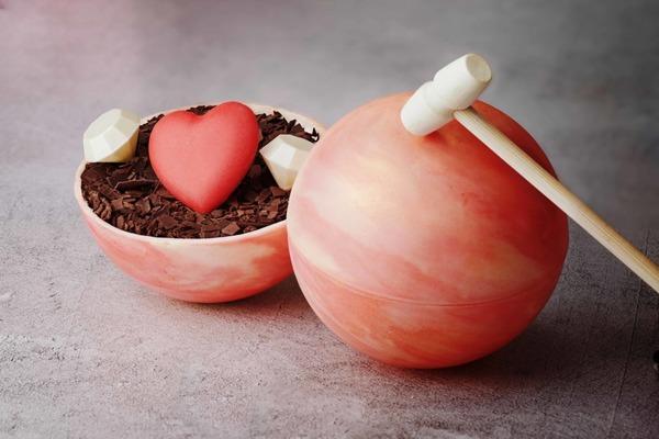 【情人節蛋糕2021】聖安娜新推出「粉紅星球敲敲蛋糕」!預訂85折優惠/情人節打卡一流