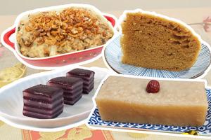 【賀年糕點食譜】8款新手簡易賀年糕點食譜推介 蘿蔔糕/椰汁年糕/紅豆糕/馬拉糕/椰汁千層糕