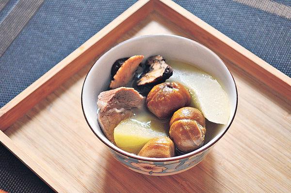 關節痛啱飲:青木瓜薯仔白朮瘦肉湯