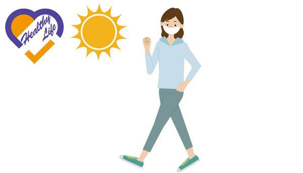 日曬15分鐘太陽 補維他命D助抗疫