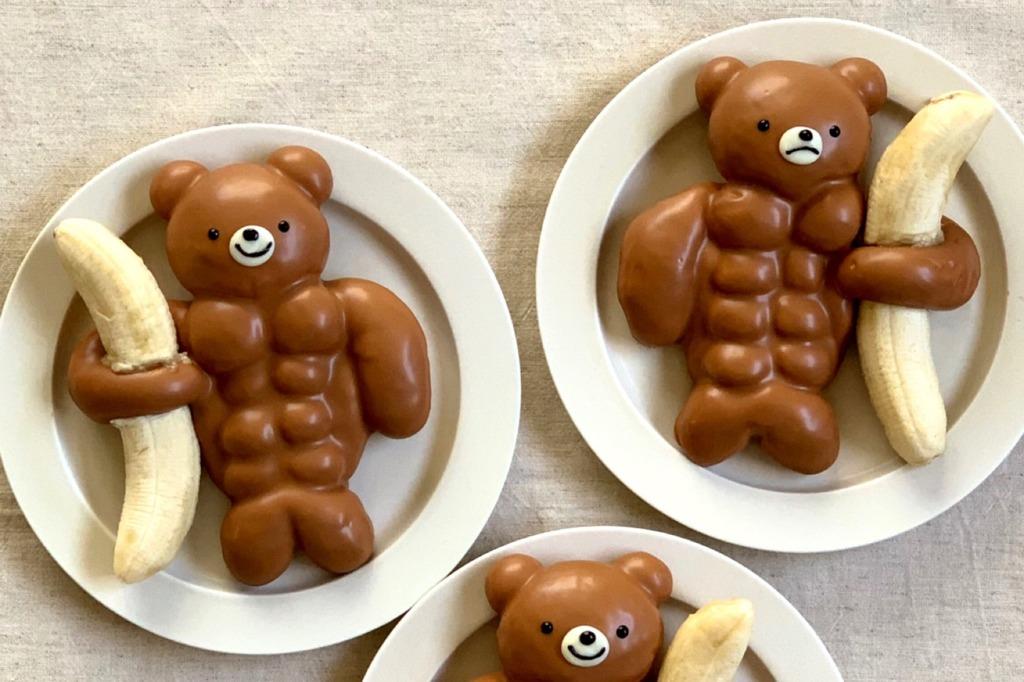 【日本麵包】令人流口水超吸引腹肌!日本達人巧手自製肌肉熊麵包