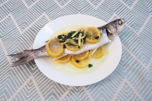 【晚餐食譜】5步超簡易家常小菜  即開即煮檸檬蒸烏頭食譜