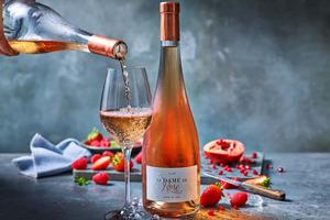 【情人節2021】馬莎M&S推出情人節限定系列 超浪漫果香玫瑰酒/心形朱古力