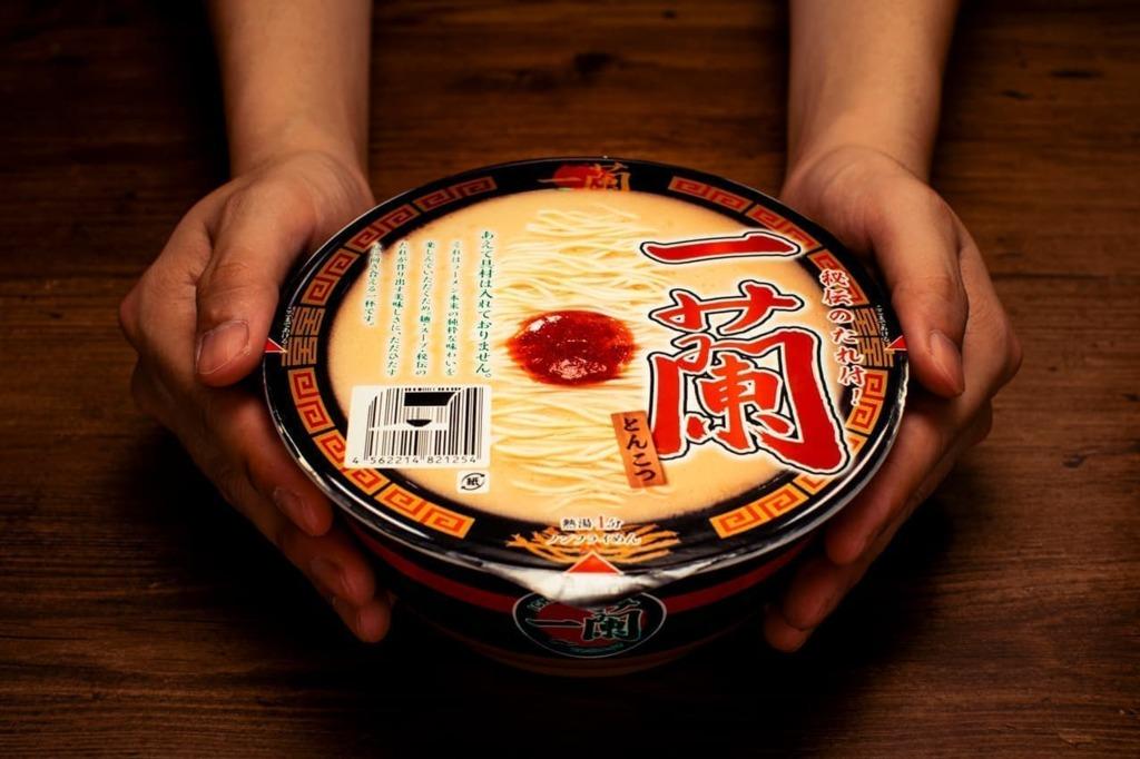 【日本手信2021】一蘭拉麵即食杯麵日本首度登場! 香濃豚骨湯底+秘製辣醬+掛汁麵條