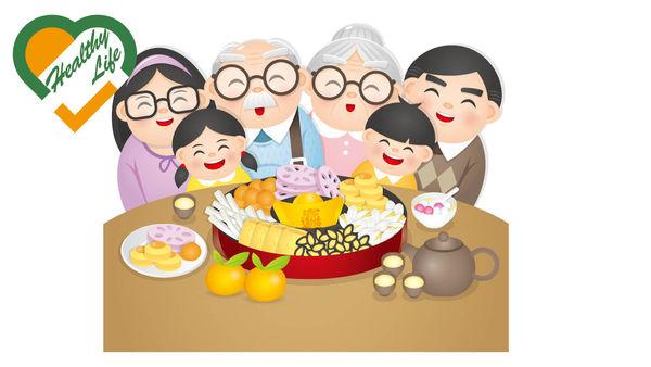 營養師教路 賀年食品減糖減脂更健康