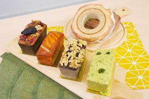 【送禮食物】日本得獎甜品店登陸香港開網店 超吸引開心果磅蛋糕/巨型年輪蛋糕