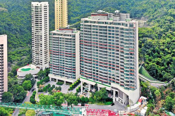 21 BORRETT ROAD「天池屋」 呎價$13.6萬創亞洲分層新高