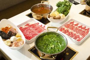 【元朗美食】最平$163!元朗台式養生麵館推出一人火鍋放題 人氣芫茜湯底/日本A4和牛/任食Mövenpick