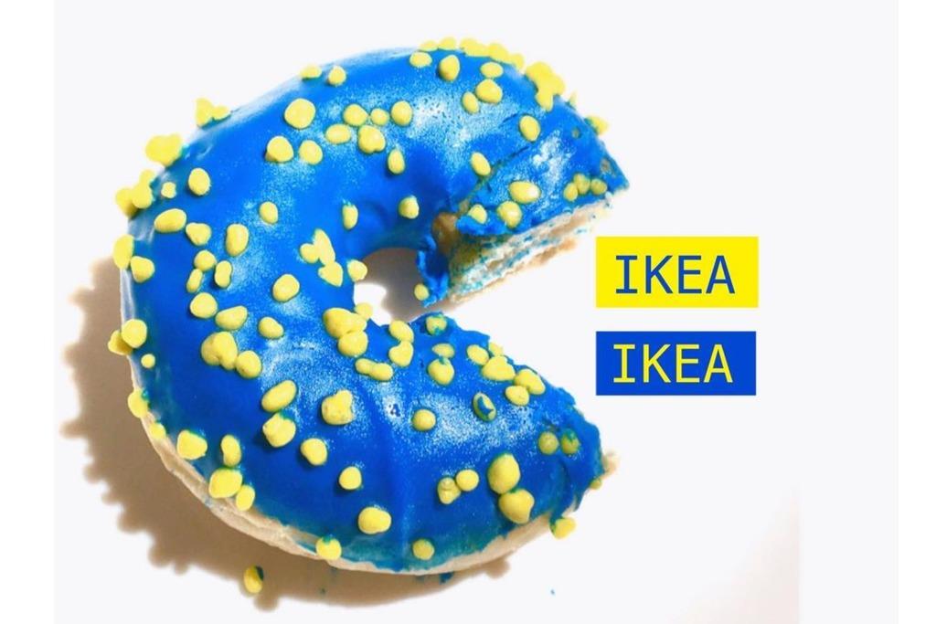 【日本IKEA】日本IKEA驚現瑞典藍黃國旗色冬甩 當地人率先試伏!究竟會係咩味?