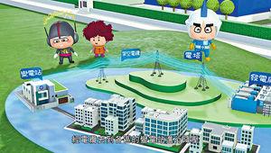 中電拍電力知識動畫 教小孩珍惜用電