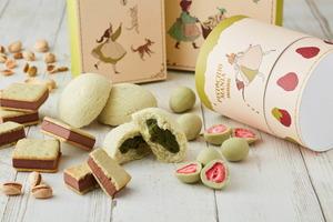 【日本手信】日本開心果甜品專門店 超吸引士多啤梨夾心朱古力/流心果醬曲奇