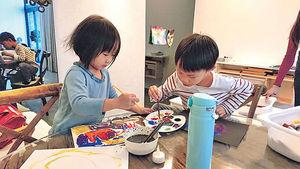 社工媽媽創共學園 鼓勵孩子從生活中吸收知識