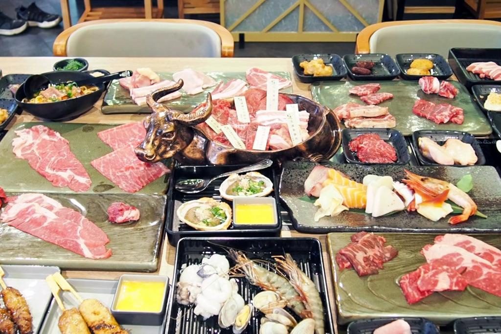【元朗美食】元朗新開燒肉放題及涮涮鍋專門店「牛舞 Gyumai」  任食極上和牛/日本鹿兒島薩摩牛/甲羅燒/黑豚肉/刺身