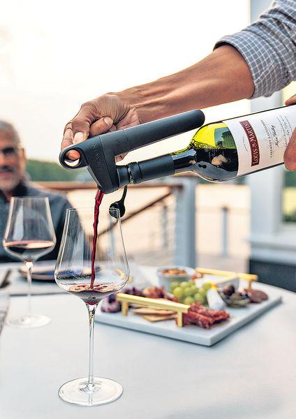 神器幫你 開酒存放無難度