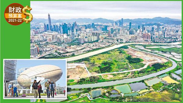 河套區建全港最大創科園 創5200職位 擲325億元
