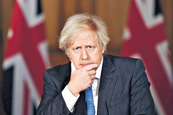 英國首相呻窮